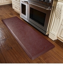 WellnessMats 6x2 Estates Collection Coastal Series Palm Wood Bella