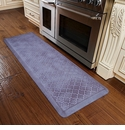 WellnessMats 6x2 Estates Collection Coastal Series Sea Shell Trellis