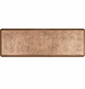 WellnessMats 6x2 Estates Collection Essential Series Bronze Entwine