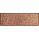 WellnessMats 6x2 Estates Collection Essential Series Burnished Copper Bella