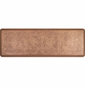 WellnessMats 6x2 Estates Collection Essential Series Burnished Copper Entwine