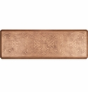 WellnessMats 6x2 Estates Collection Essential Series Rose Gold Entwine