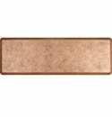 WellnessMats 6x2 Estates Collection Essential Series Rose Gold Moire