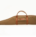 White Wing Canvas & Leather Rifle Case