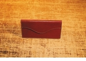 White Wing Checkbook Cover