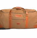 White Wing Large Rolling Duffel Bag