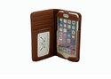 White Wing Leather I-Phone Wallet 5
