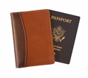 White Wing Passport Wallet