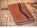 White Wing Women's Wristlet