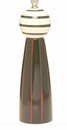 William Bounds Pep Art Black & Red Bali Pepper Mill