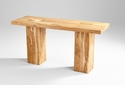 Yosemite Console Table by Cyan Design