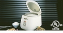 Zojirushi Electric Rice Cooker & Warmer 10 Cups - Herb White