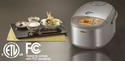 Zojirushi Induction Heating Pressure Rice Cooker & Warmer 10 Cups