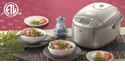 Zojirushi Induction Heating System Rice Cooker & Warmer 10 Cups - Stainless Brown