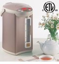 Zojirushi Micom Electric Dispensing Pot 135 oz - Champagne Gold