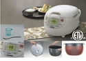 Zojirushi Neuro Fuzzy Electric Rice Cooker 10 Cup