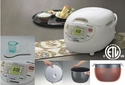 Zojirushi Neuro Fuzzy Electric Rice Cooker 5.5 Cup