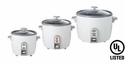 Zojirushi Rice Cooker & Steamer 3 Cup - White