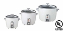 Zojirushi Rice Cooker & Steamer 6 Cup - White