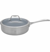 Zwilling Spirit Stainless Steel 3 quart Saute Pan - Non-Stick