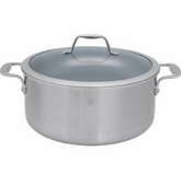 Zwilling Spirit Stainless Steel 8 quart Stock Pot - Non-Stick