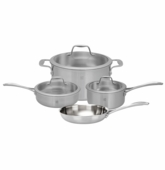 Zwilling Spirit Stainless Steel Cookware 7Pc Set