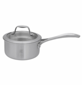 Zwilling Spirit Stainless Steel Covered Saucepan 1qt.