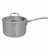 Zwilling Spirit Stainless Steel Covered Saucepan 4qt.