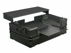 Odyssey FZGSNS7WBL Black Label Glide Style Case For Numark NS7