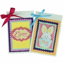 Handmade Custom Easter Card $4.99 (each unique)