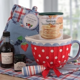 Farmhouse Blueberry Pancakes & Waffles Gift Set