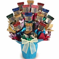 Ghirardelli Chocolate Candy Bouquet