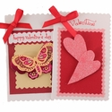 Handmade Custom Valentine Card $4.99 (each unique)
