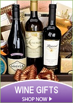 Wine & Wine Themed Gift Baskets