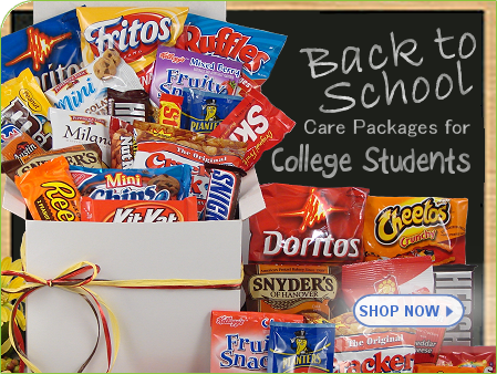 College Care Packages