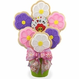 Mother's Day Blooms Cookie Bouquet