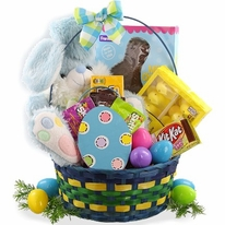 Peter Cottontail Easter Basket