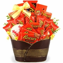 Reese's Sports Gift Basket