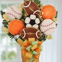 Sports Theme Cookie Gift