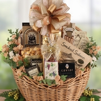 The Ritz Gourmet Gift Basket