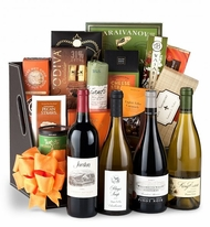 West Coast Wine Country Tour Gift Basket