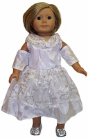 American Girl and 18 Inch Doll Princess Dress