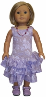American Girl Doll Charleston Dress