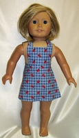 American Girl Doll Clothes Jumper