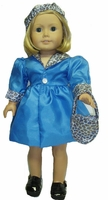 American Girl Doll Going Shopping