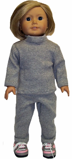American Girl Doll Jogger Clothes