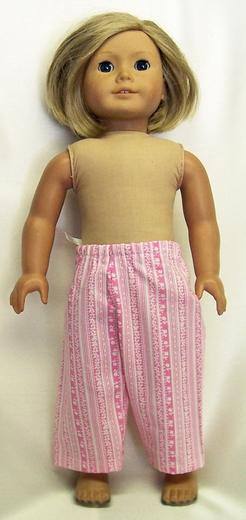 American Girl Doll Lounge Pants