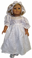 American Girl Doll Special Church Dress