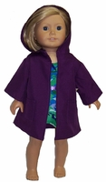American Girl Doll Swim Suit With Cover Up