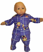 Baby Doll Beary Cute Pajamas